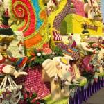 2016 Flower Festival in Chiang Mai, Thailand