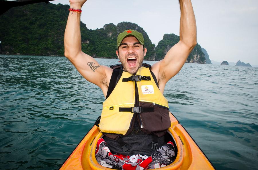 Cruise in Ha Long Bay on the Dragon Pearl Junk