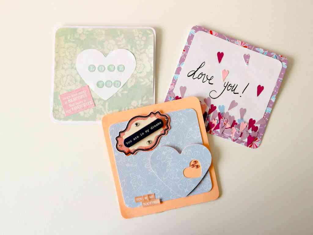 tarjetas san valentin originales