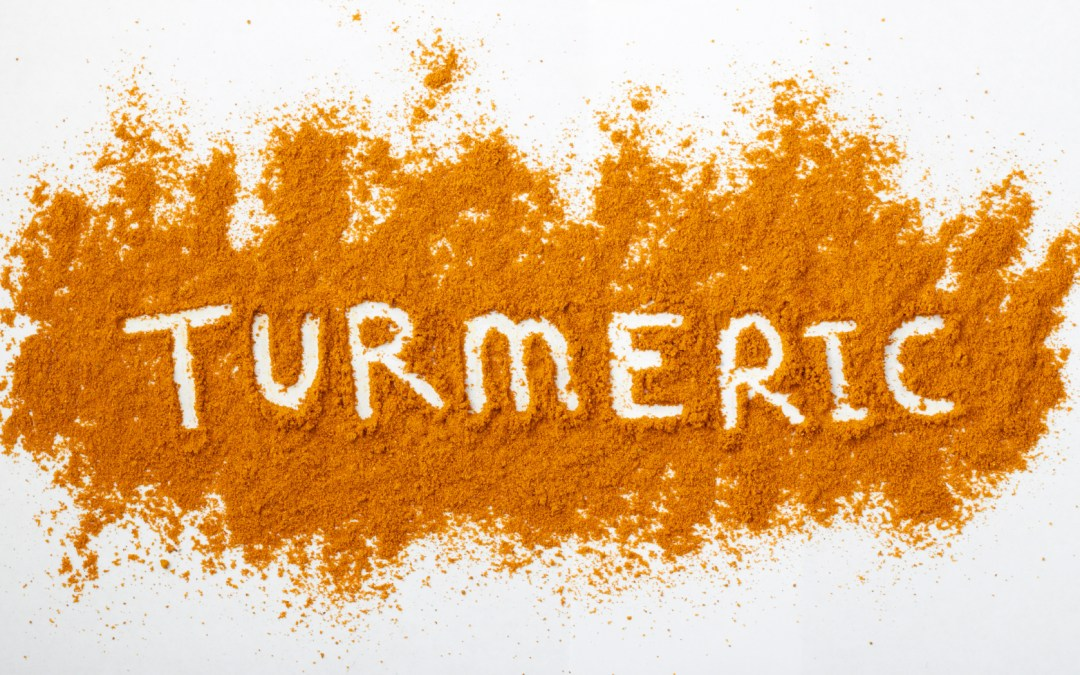 The POWER of TURMERIC