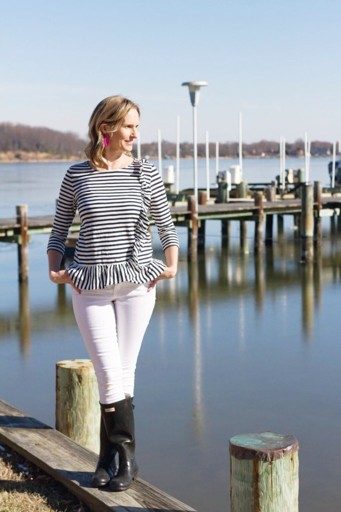 SPRING OUTFIT IDEAS   SPRING FASHION   CASUAL SPRING LOOK
