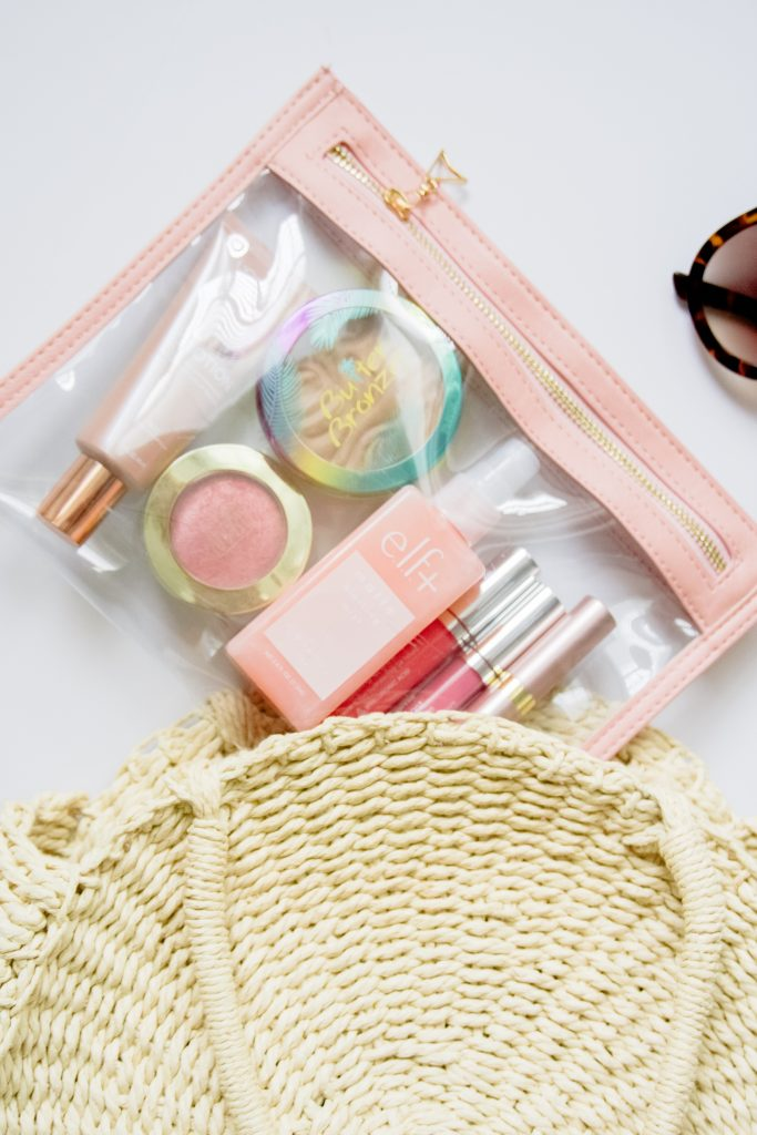 MY FAVORITE AFFORDABLE SUMMER BEAUTY PRODUCTS | I am sharing some of my favorite affordable summer beauty products on the blog today, including my favorite bronzer, the best, hydrating lipgloss  and my go-to shampoo for the whole family.