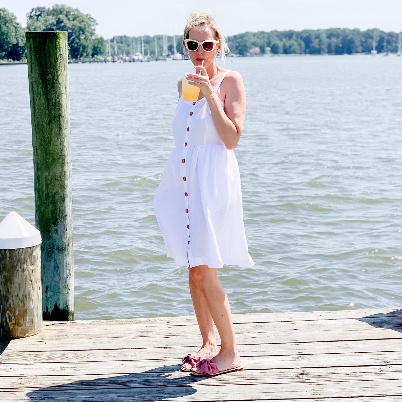 Easy Breezy Summer Style