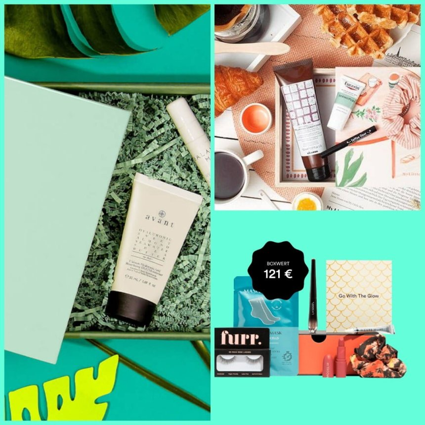 My beauty box subscription journey, The Beauty Bunch