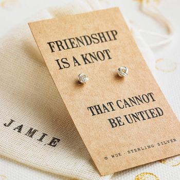 friendship earring
