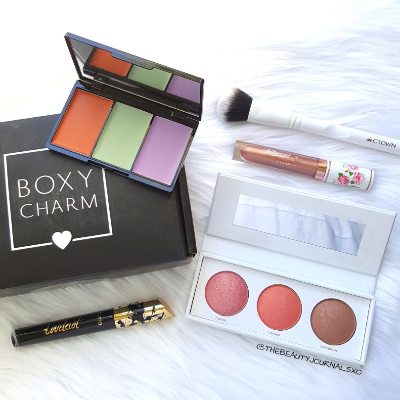 Boxycharm December 2017 Unboxing and First Impressions