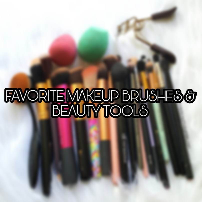 Beauty Favorites of 2017: Makeup Brushes and Beauty Tools Edition - www.thebeautyjournalsxo.com