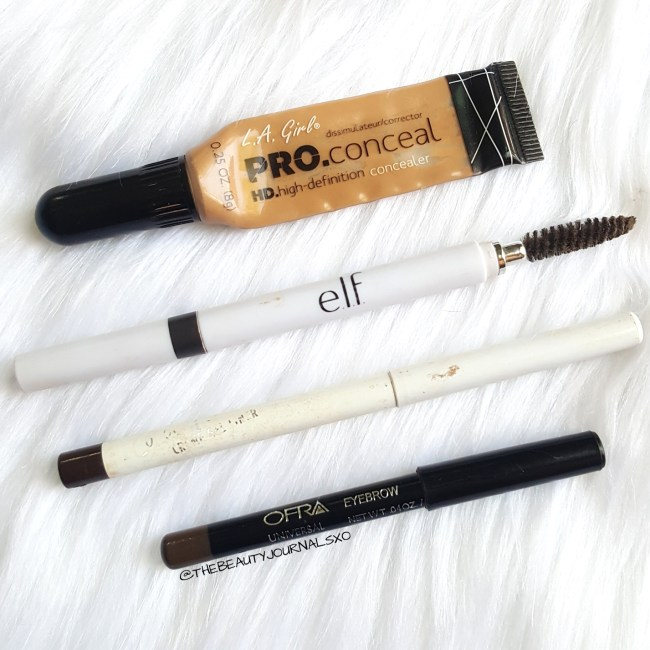 January Monthly Empties and Reviews
