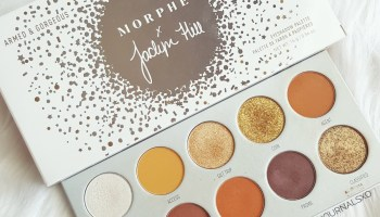 Morphe X Jaclyn Hill Palette Review And Swatches The Beauty Journals
