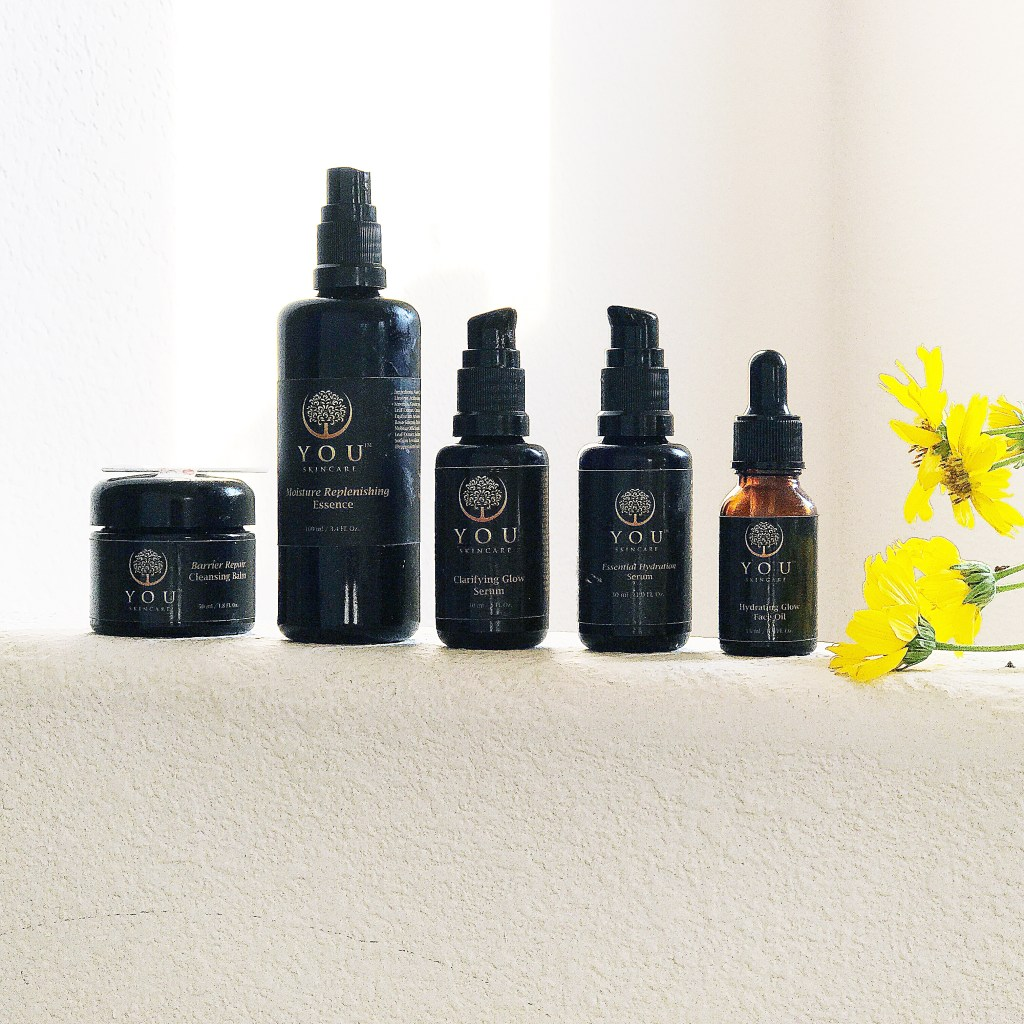 My Results with YOU Skincare