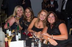 The Beauty Room Essex at the Havering Business Awards 2015