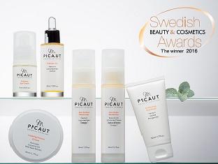 swedish beauty and cosmetics awards