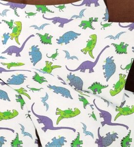 dinosaur-bedding-sheet