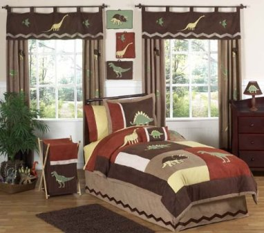 dinosaur-twin-boys-childrens-bedding-set