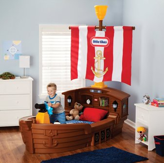 pirate-toddler-bed