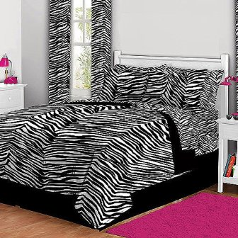 bed-in-a-bag-zebra-print-bedding-set