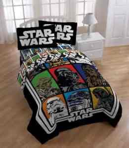 Star Wars Bedding – Sheets, Blankets and Comforters