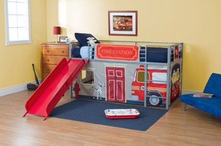 Boys Bunk Beds   Being Creative With Designs