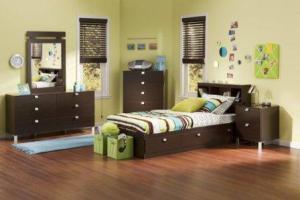 kids storage bed with headboard 2