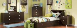 kids storage bed with headboard 2