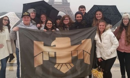 MHS Students Return From Trip Abroad
