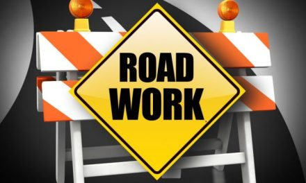 Road Work Scheduled For Next Week