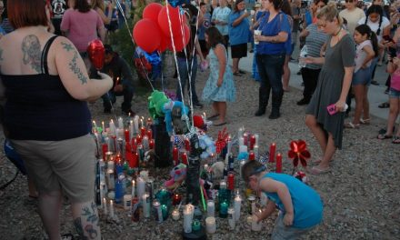 Community Remembers Local Boy With Candlelight Vigil