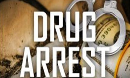 Ten Pounds Of Heroin Seized In Traffic Stop