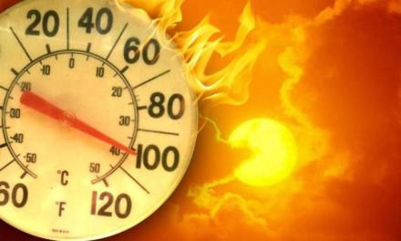 Colorado River Area Under Excessive Heat Warning