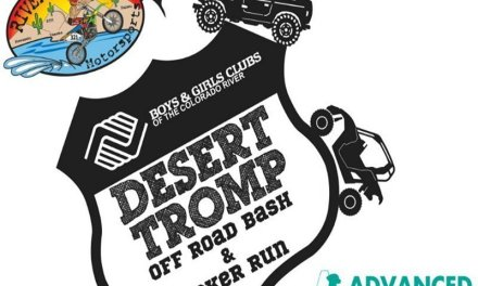 Desert Tromp Off Road Poker Run Registration Now Open
