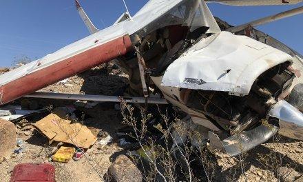 Washington Couple Injured In Plane Crash