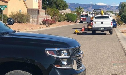 Gas Leak Prompts Evacuations