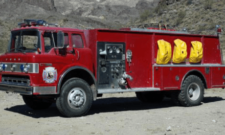 Oatman Fire District Seeking Volunteer Firefighters, First Responders