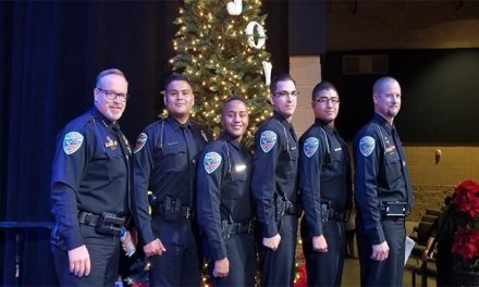 KPD Welcomes New Recruits