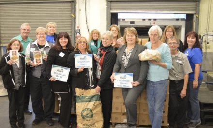 Aquarius Casino Resort's 'Feed a Family' Program Helped 2,000 Local Families During the Holiday Season
