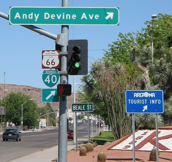 Andy Devine ADA Project Update -Closures/Restrictions to Take Place-