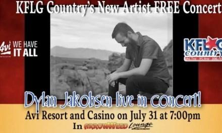 New Artist FREE concert