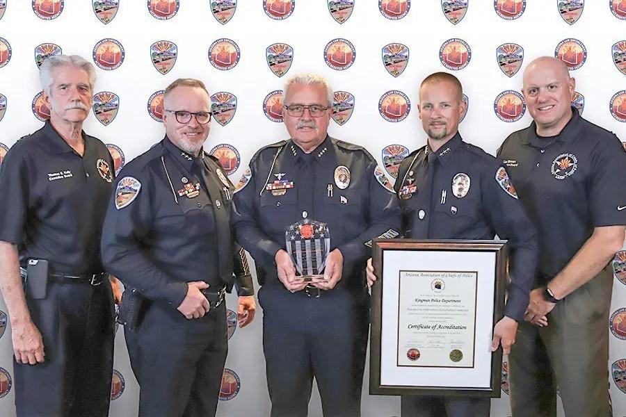 KPD Awarded ALEAP Accreditation through AACOP