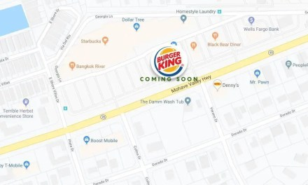 Burger King under construction