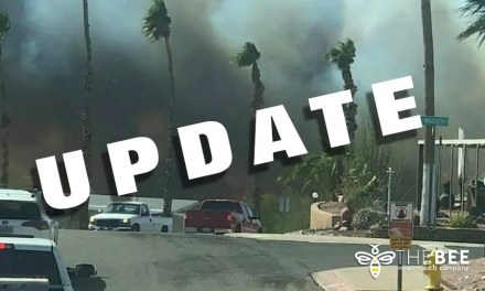 VEGETATION FIRE UPDATE