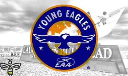 Young Eagles offer youth a free airplane flight