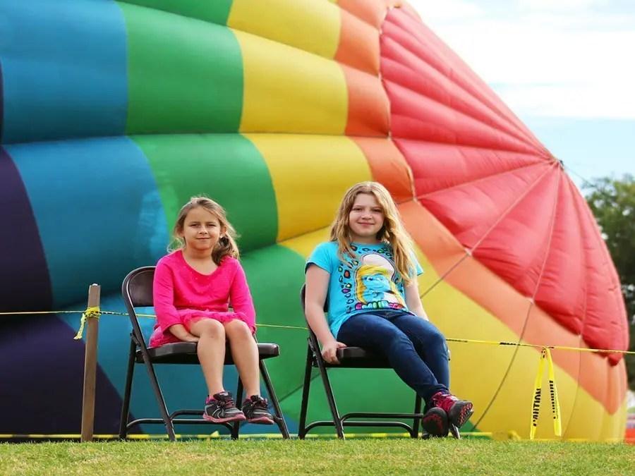 Havasu Balloon Fest Coming