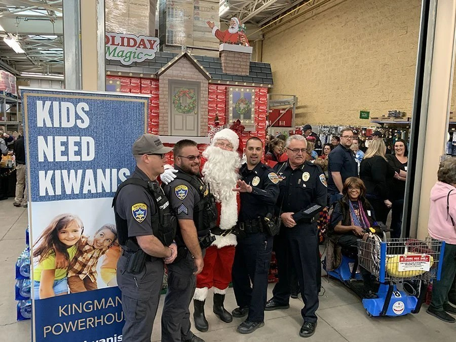 "Kiwanis puts on ""Clothe The Kids"" for the 23rd year"