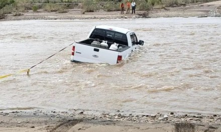 Water Rescue Team Activated