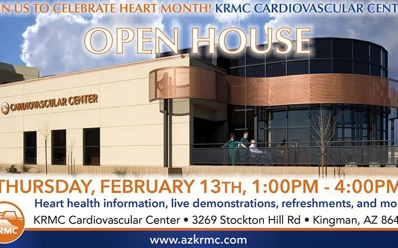KRMC Cardiovascular Center hosts annual Open House