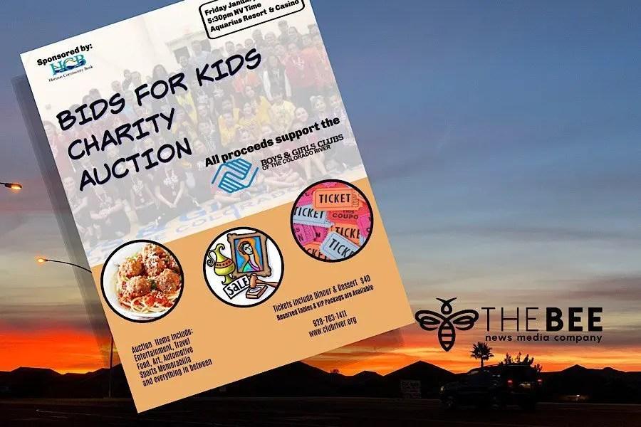 Bids for Kids January 31st
