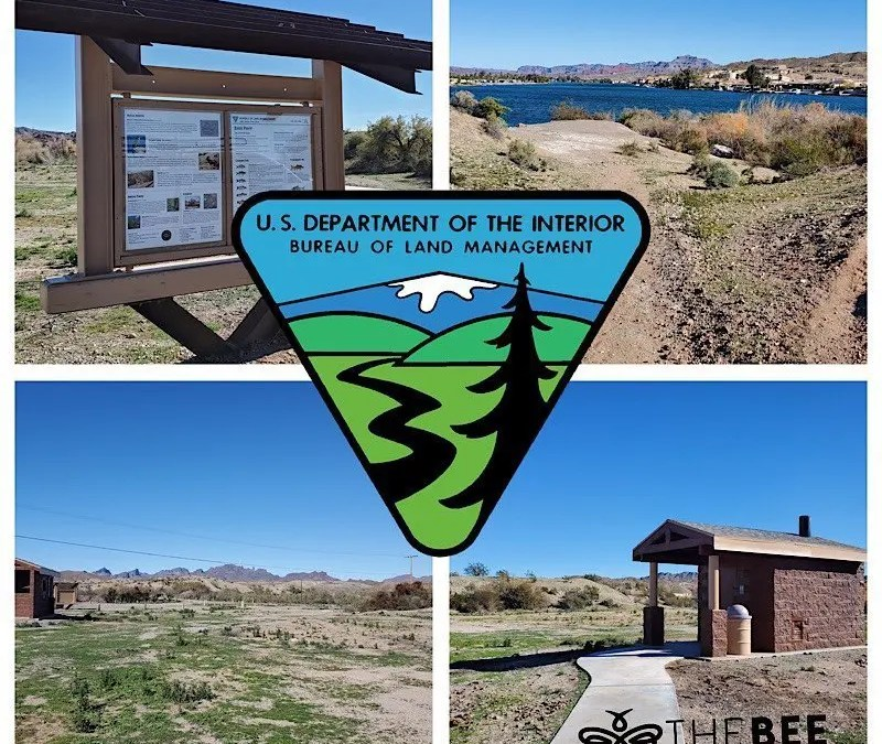 BLM completes recreational improvements along the Colorado River