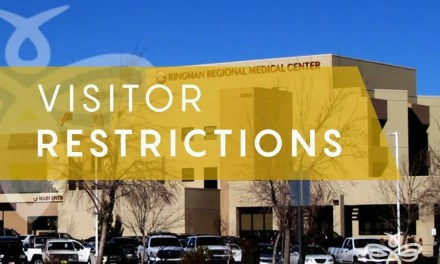KRMC implements visitor restrictions