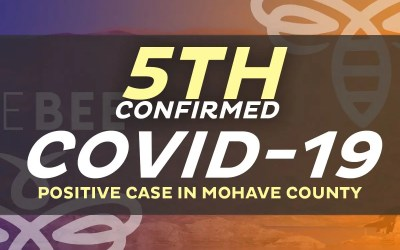 5th Confirmed COVID-19 Case in Mohave County