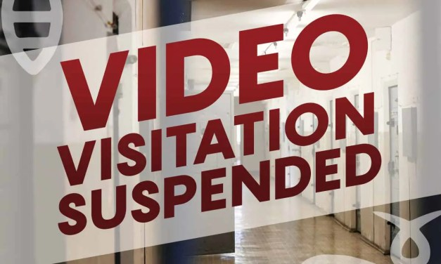 VIDEO VISITATION SUSPENSION- MOHAVE COUNTY JAIL